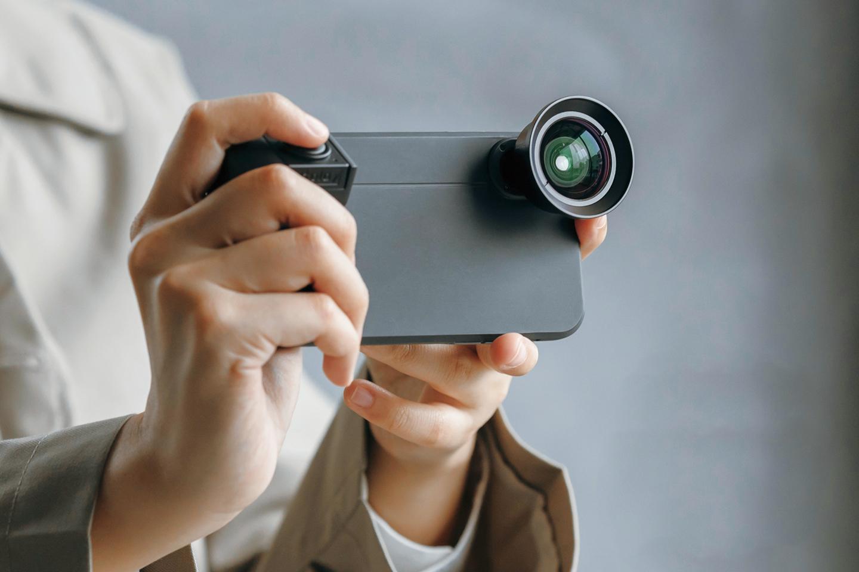BITPLAY攝影手機殼 擴充鏡頭