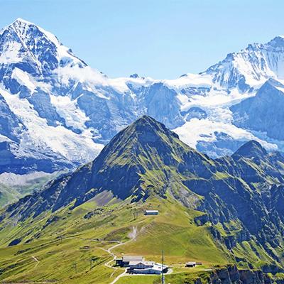 沐樂旅遊,沐樂,歐洲,瑞士,火車,景觀火車,黃金列車