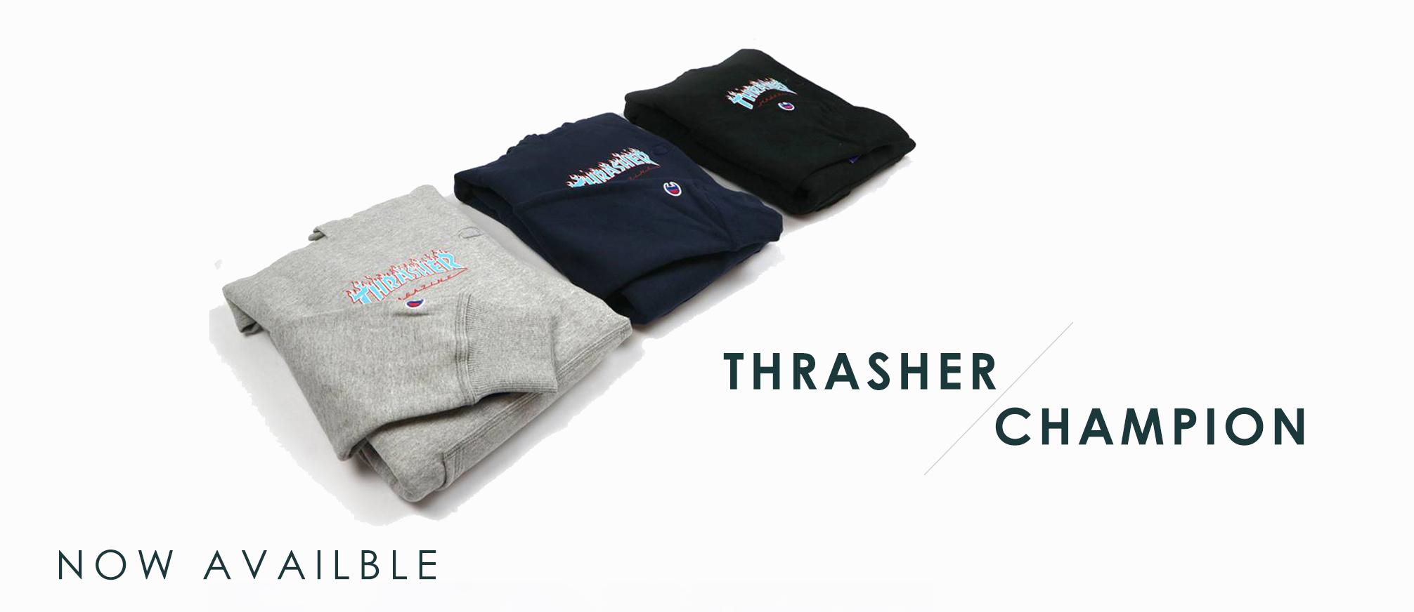 Champion Thrahser hong kong 香港 鋪 shop