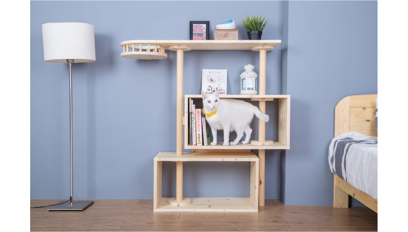 寵物用品,貓屋,貓窩,太空艙,貓跳台
