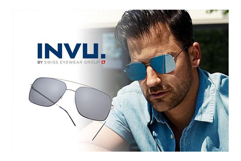 INVU,偏光,太陽眼鏡,鏡框,瑞士
