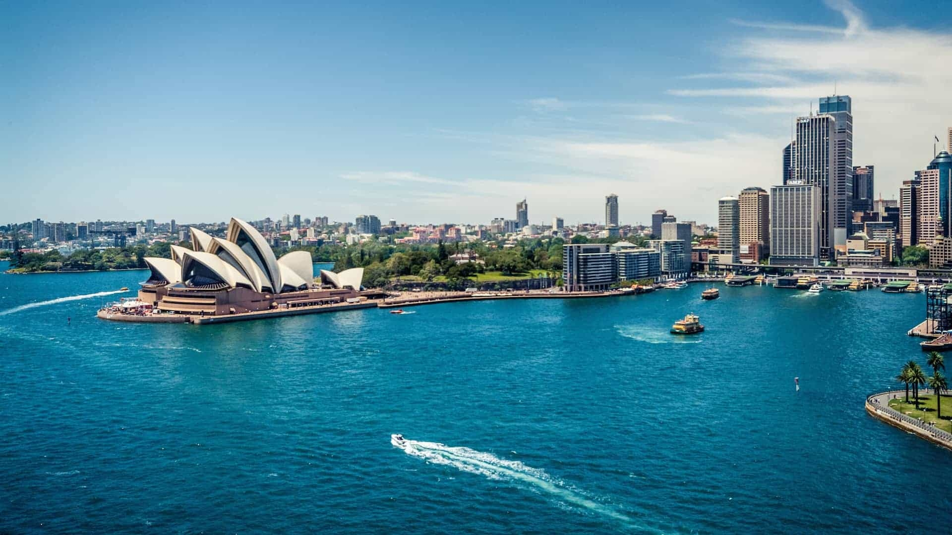 Sydney for creators