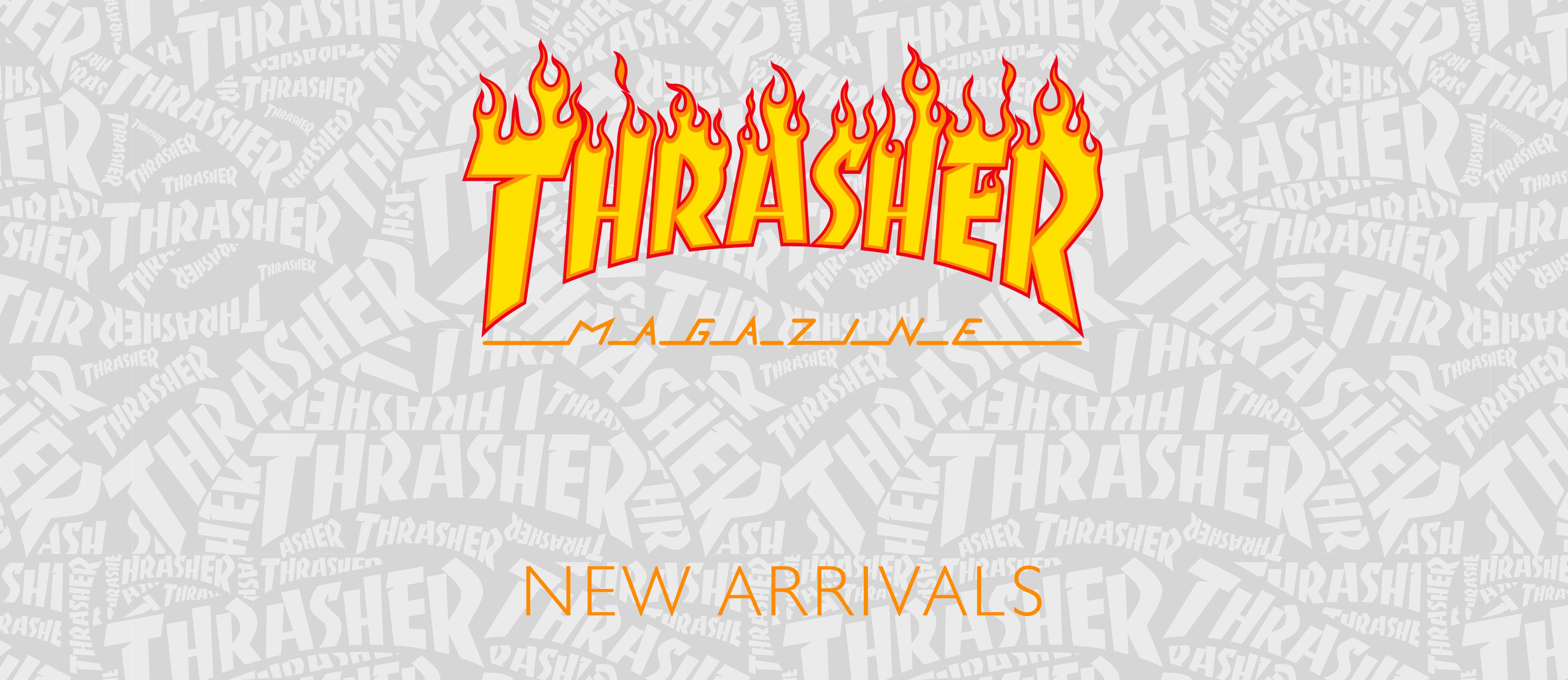Thrahser hong kong 香港 鋪 shop