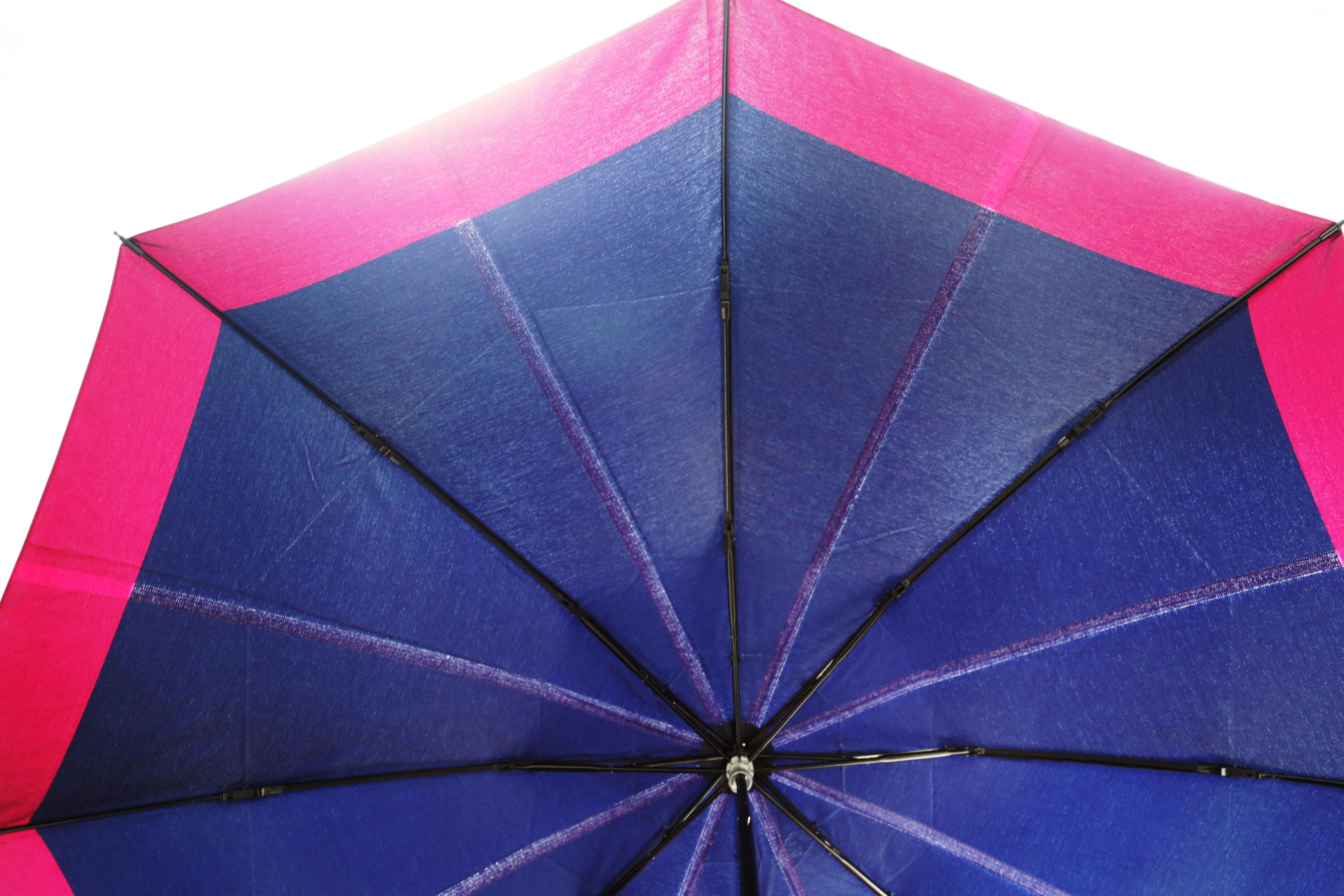 日本甲州朱子織晴雨傘