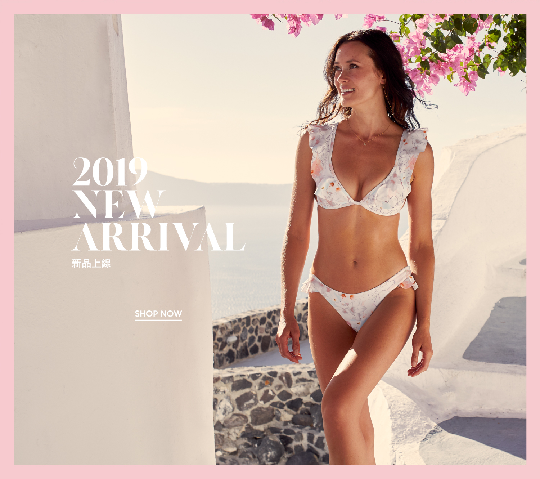 2019 Voda Swim 美胸神器 美波神器 比基尼 新品上市