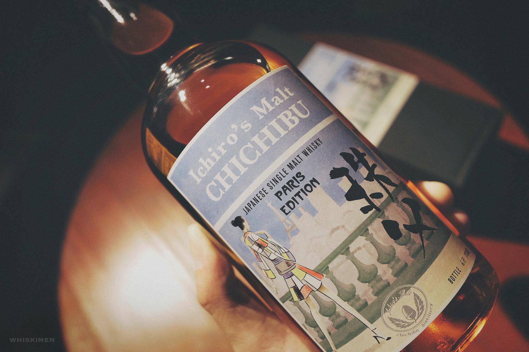 秩父 Chichibu Ichiro's Malt Paris Edition 2018 Single Malt Japanese Whisky