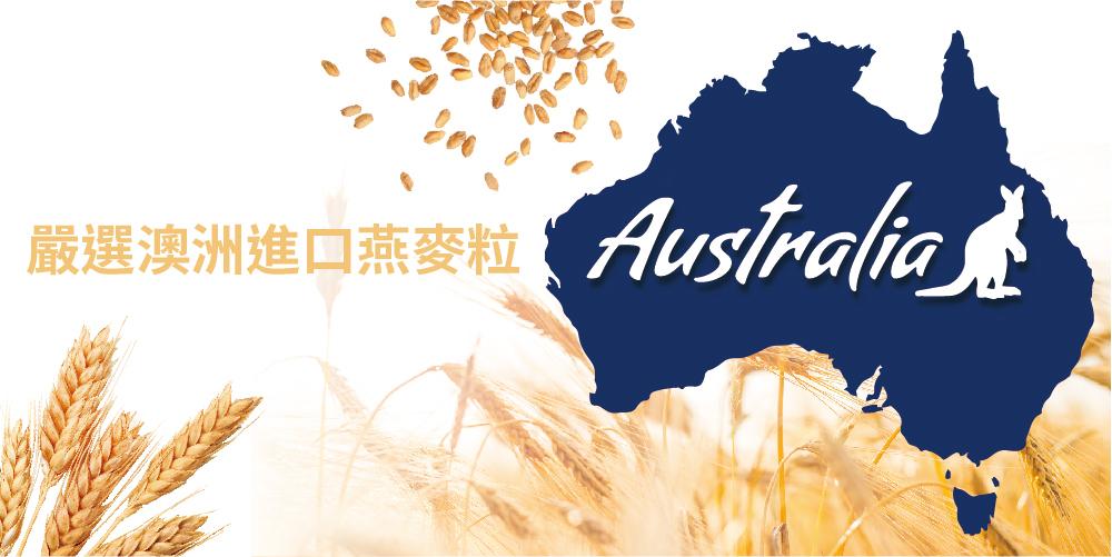 精選澳洲進口整粒燕麥,製作出鬆脆刷嘴的健康零嘴,每吃一口嘴裡都綻放出燕麥香氣與淡淡奶香。輕食百搭,泡牛奶、配沙拉、配優格怎麼吃都好吃!