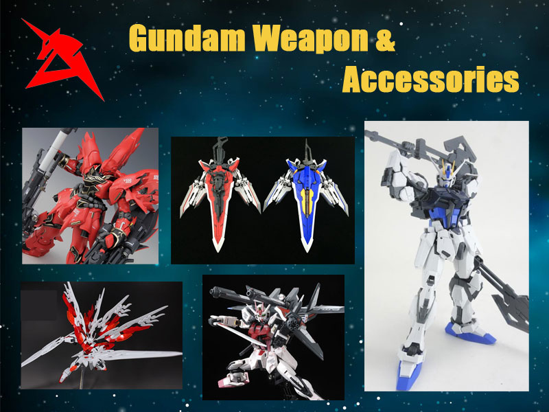 gundam weapon
