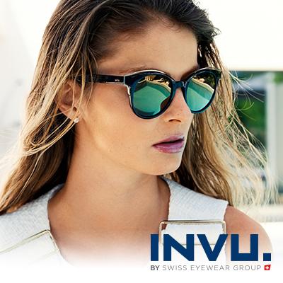 INVU,偏光太陽眼鏡,9層鍍膜光,專利,瑞士,出遊必備
