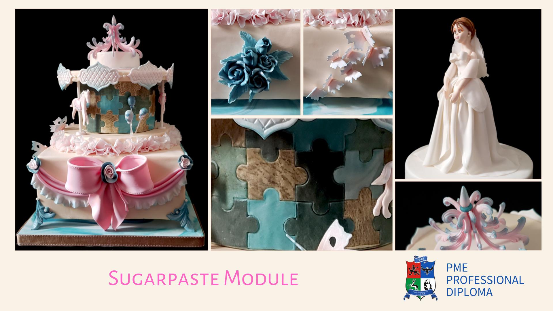 PME Diploma Course - Sugarpaste Module