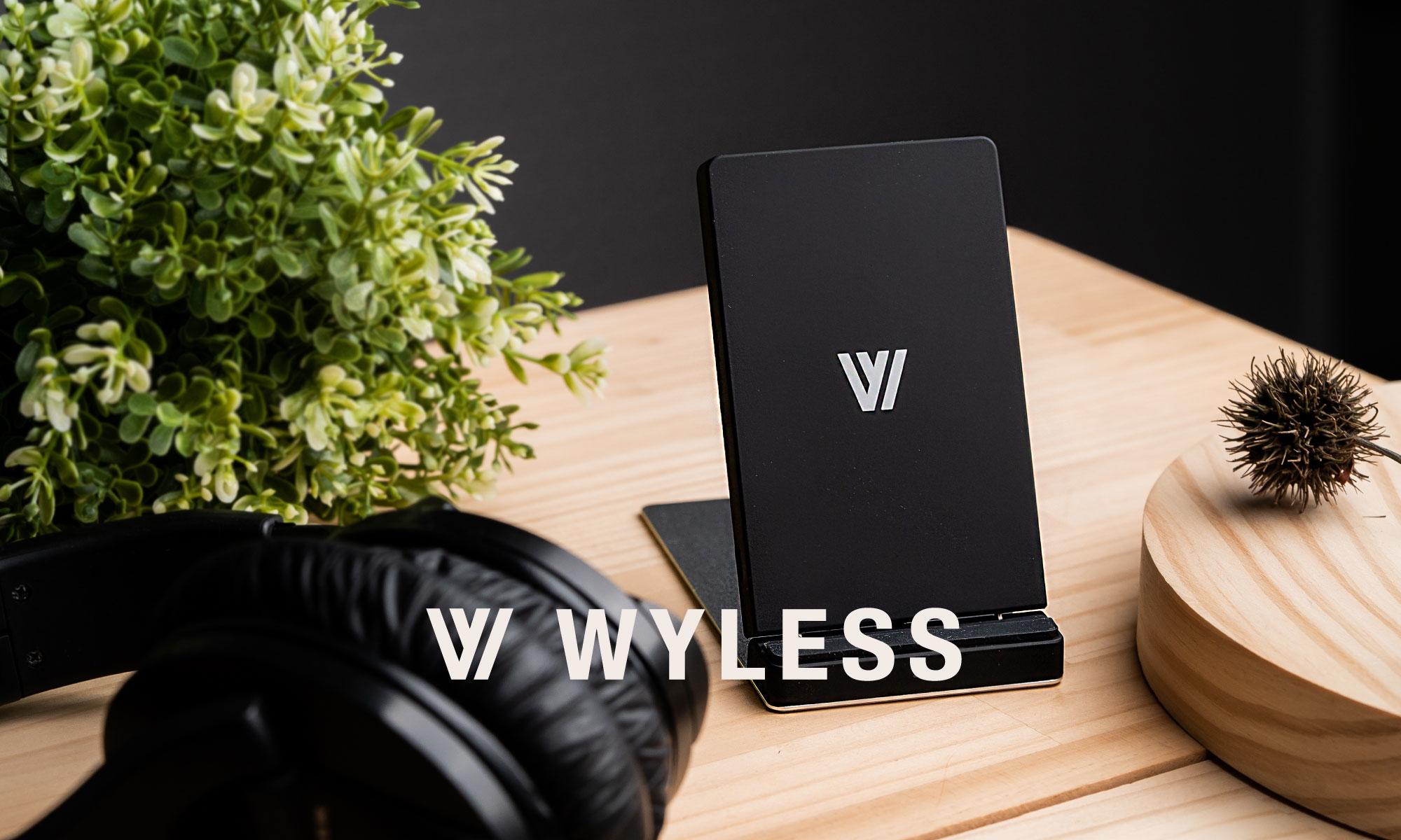 Wyless品牌頁
