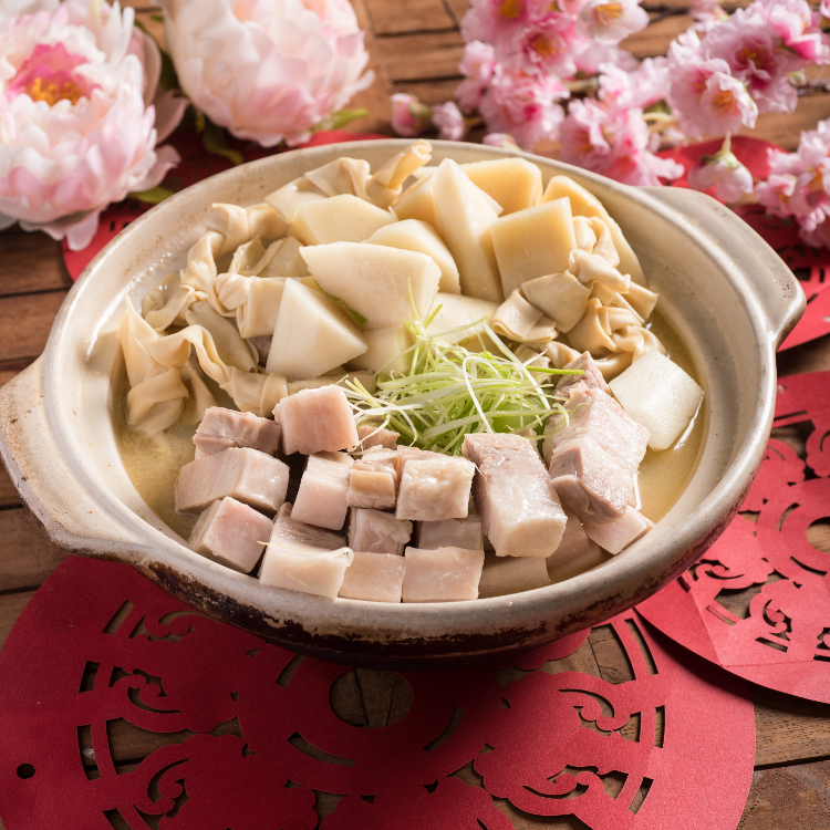 上海醃篤鮮-六福皇宮經典菜