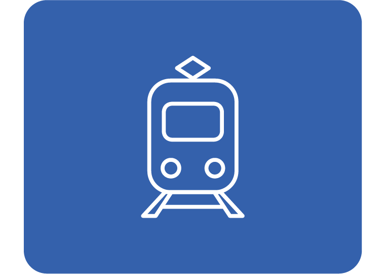 搭乘火車、巴士等大眾運輸時適合使用加護靈筆型。