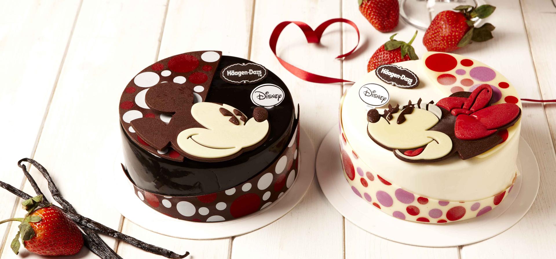 迪士尼造型蛋糕