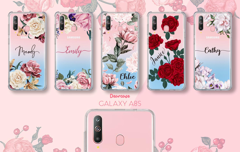 SAMAUNG Galaxy A8S 客製化手機殼