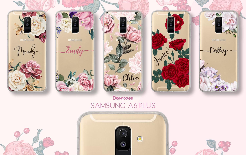 SAMAUNG Galaxy A6 Plus 客製化手機殼