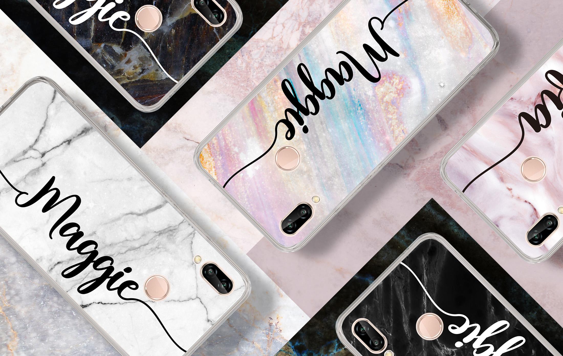 HUAWEI nova3e 客製化手機殼