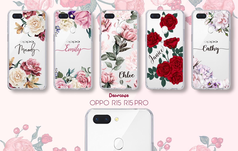 oppo R15 / R15 Pro 客製化手機殼