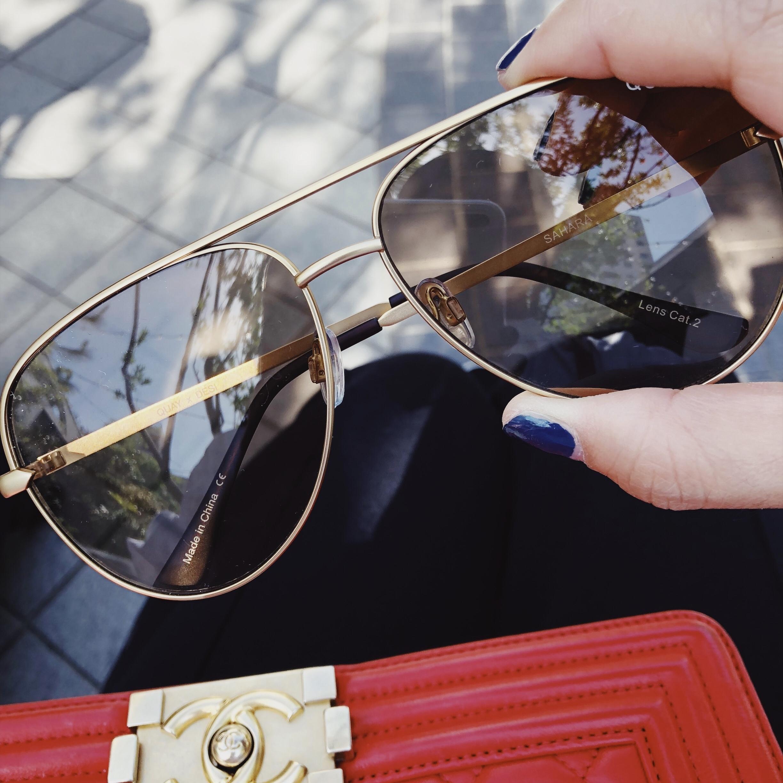 quay,太陽眼鏡