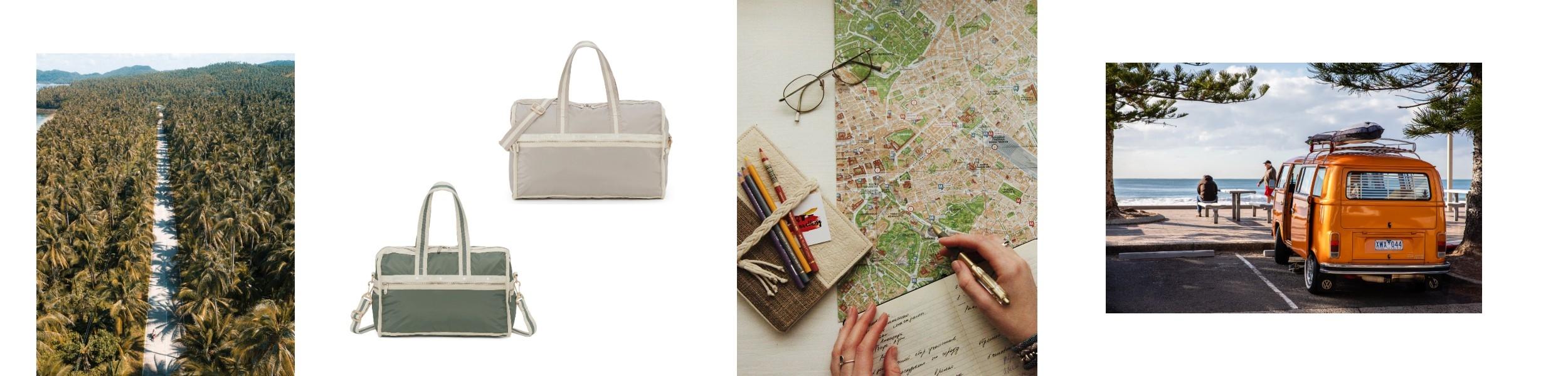 lesportsac 旅行包包款