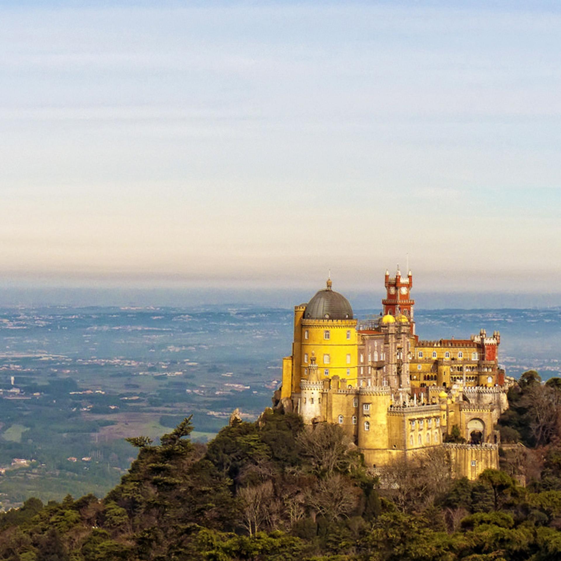 葡萄牙,里斯本,波多,佩納宮