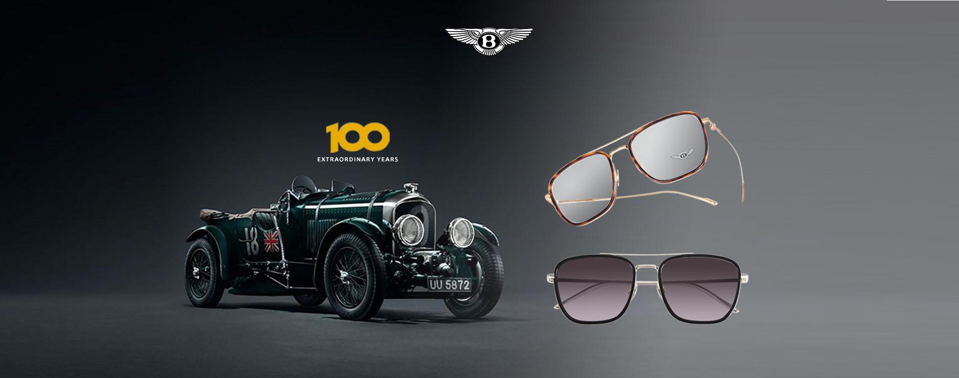 賓利汽車100週年