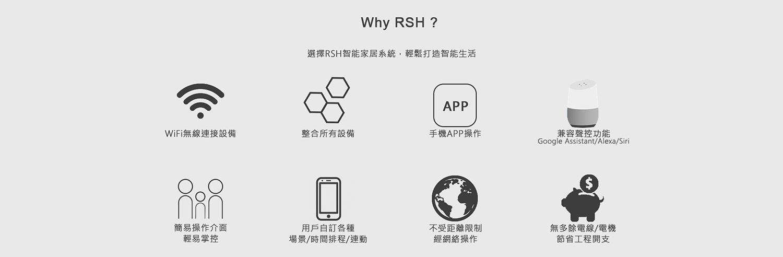 WHY RSH 智能家居