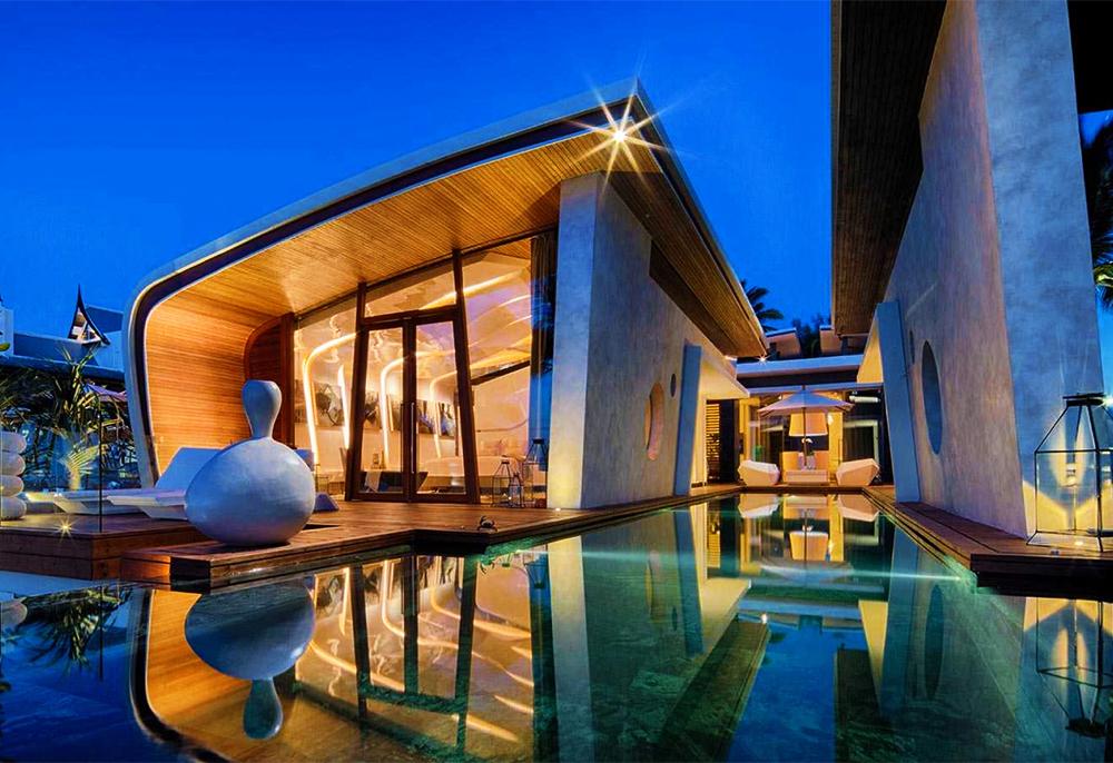 英尼亞拉海濱別墅飯店