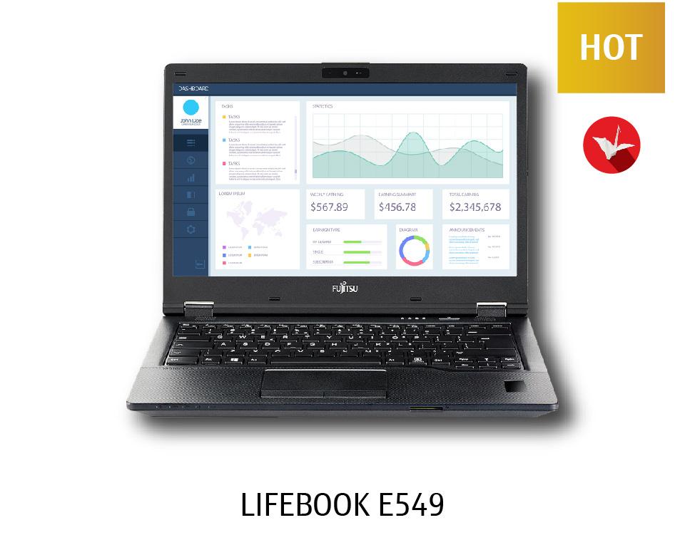 LIFEBOOK E549