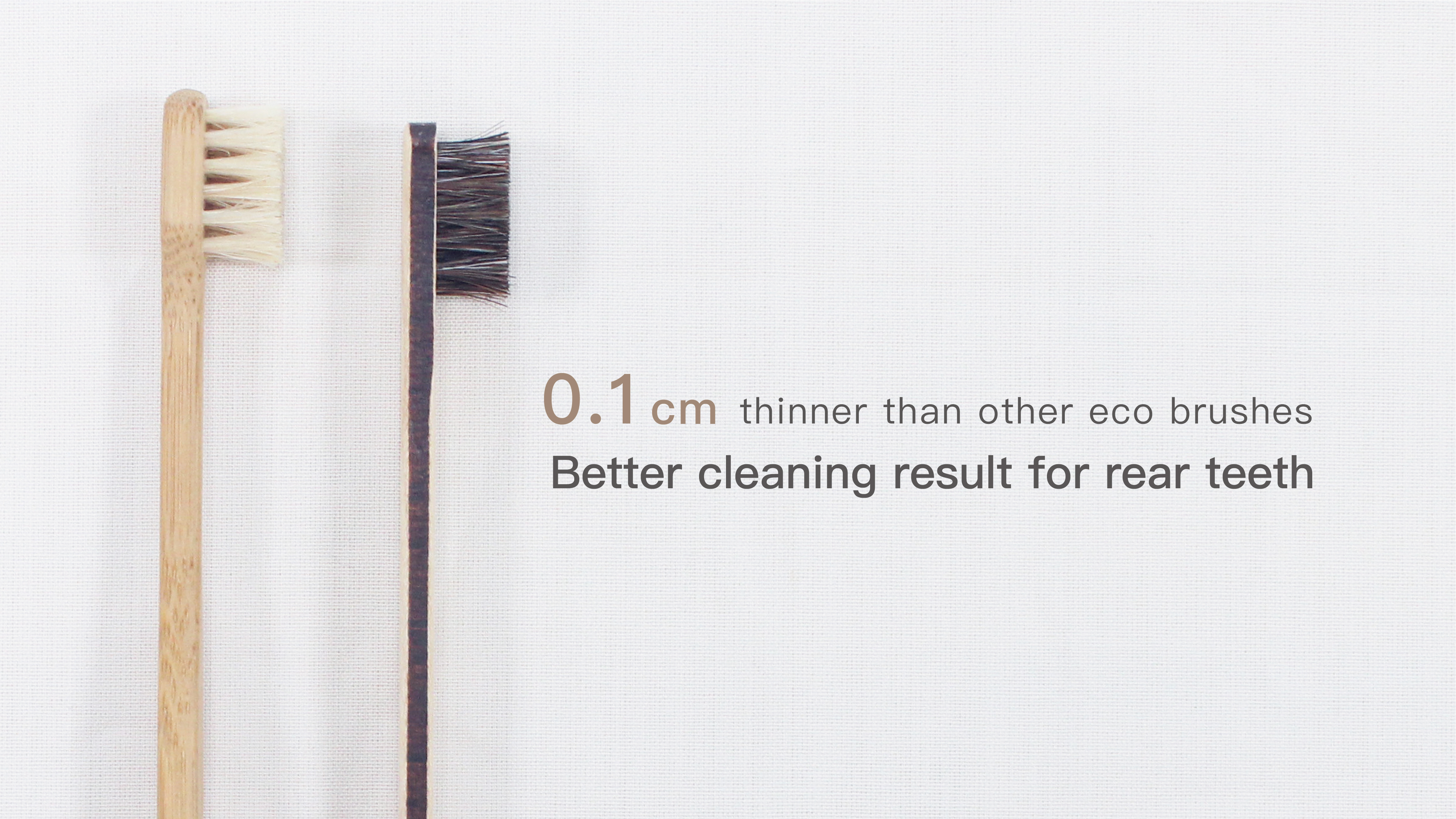 DUBBE toothbrush,eco toothbrush,wooden toothbrush