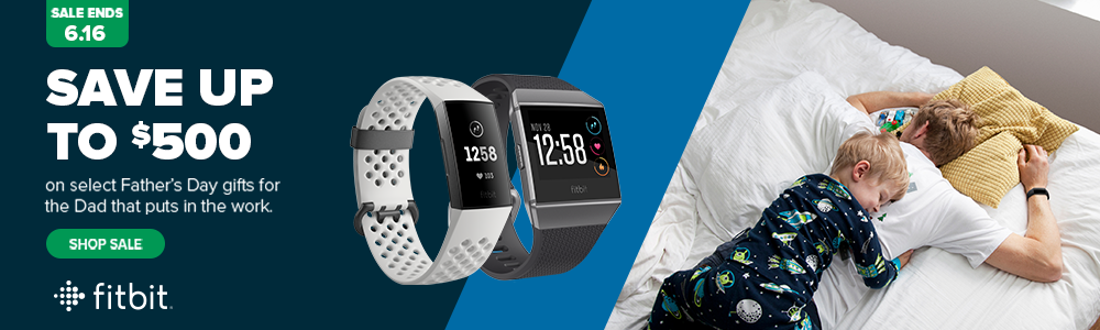 Fitbit, Charge3, Ionic