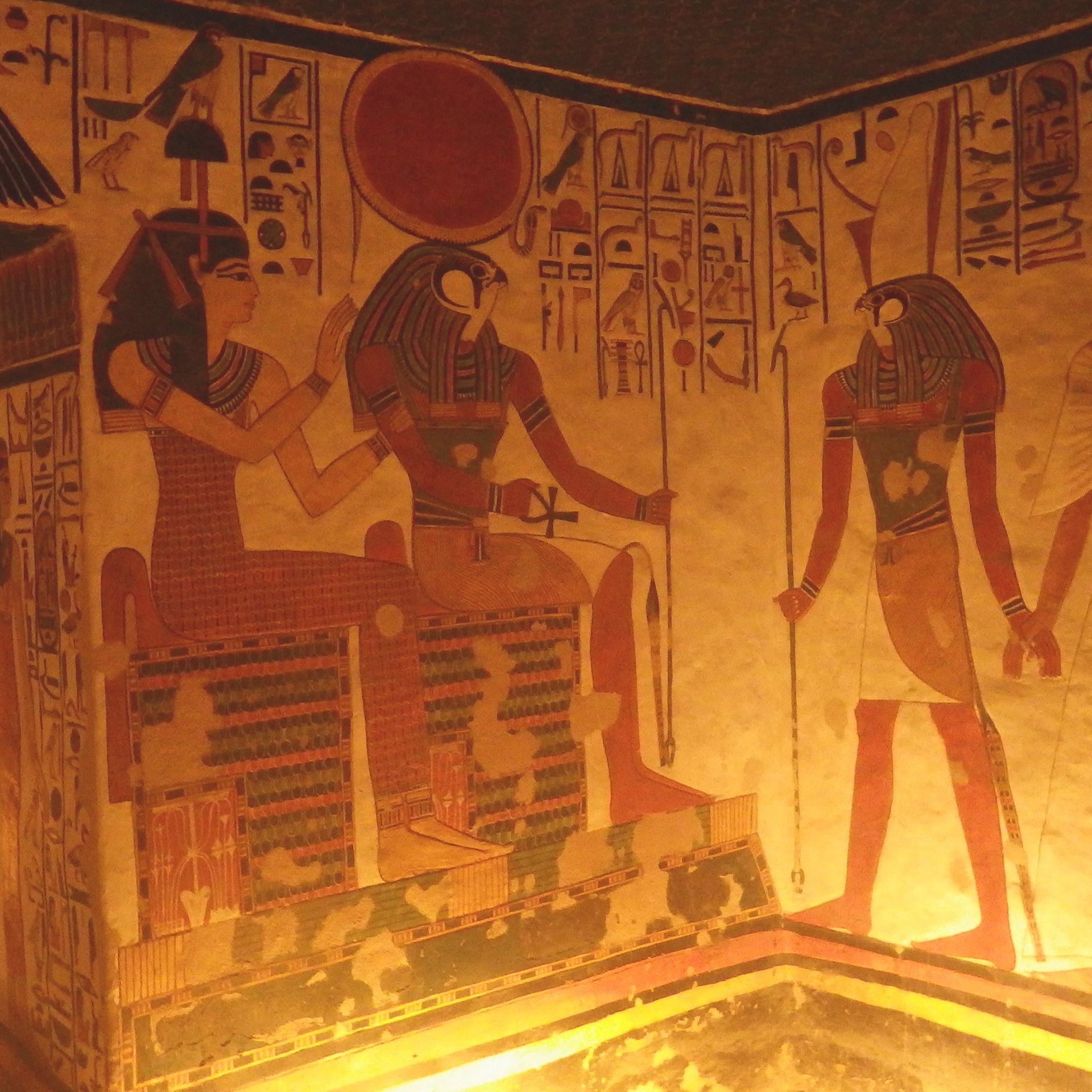埃及,開羅,那芙爾塔莉