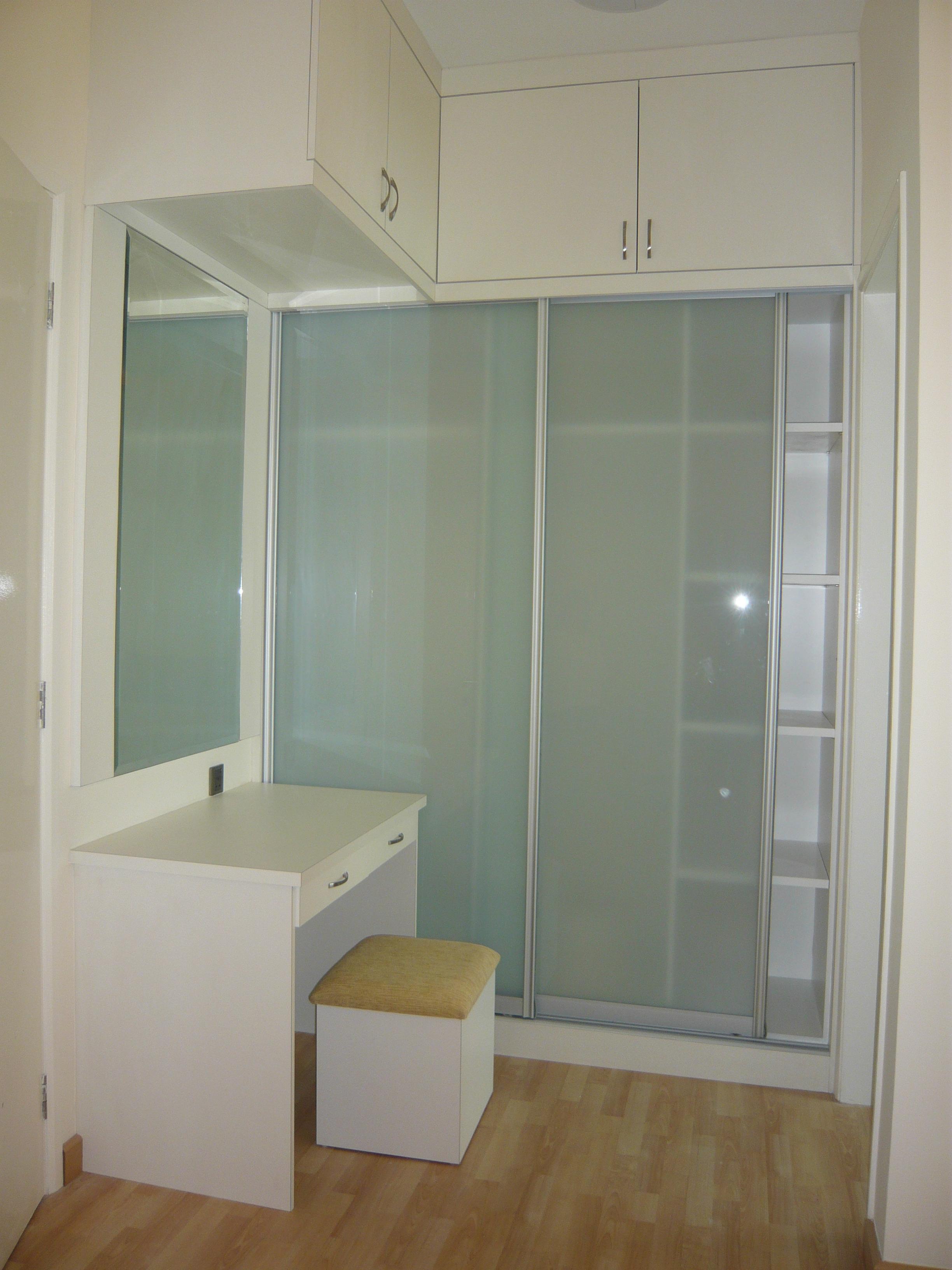 Wardrobe at  Amaya Saujana Condominium Subang Jaya Works
