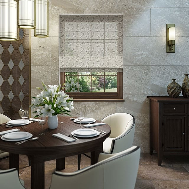 Deliberate material pick will define one's taste, the wooden blinds