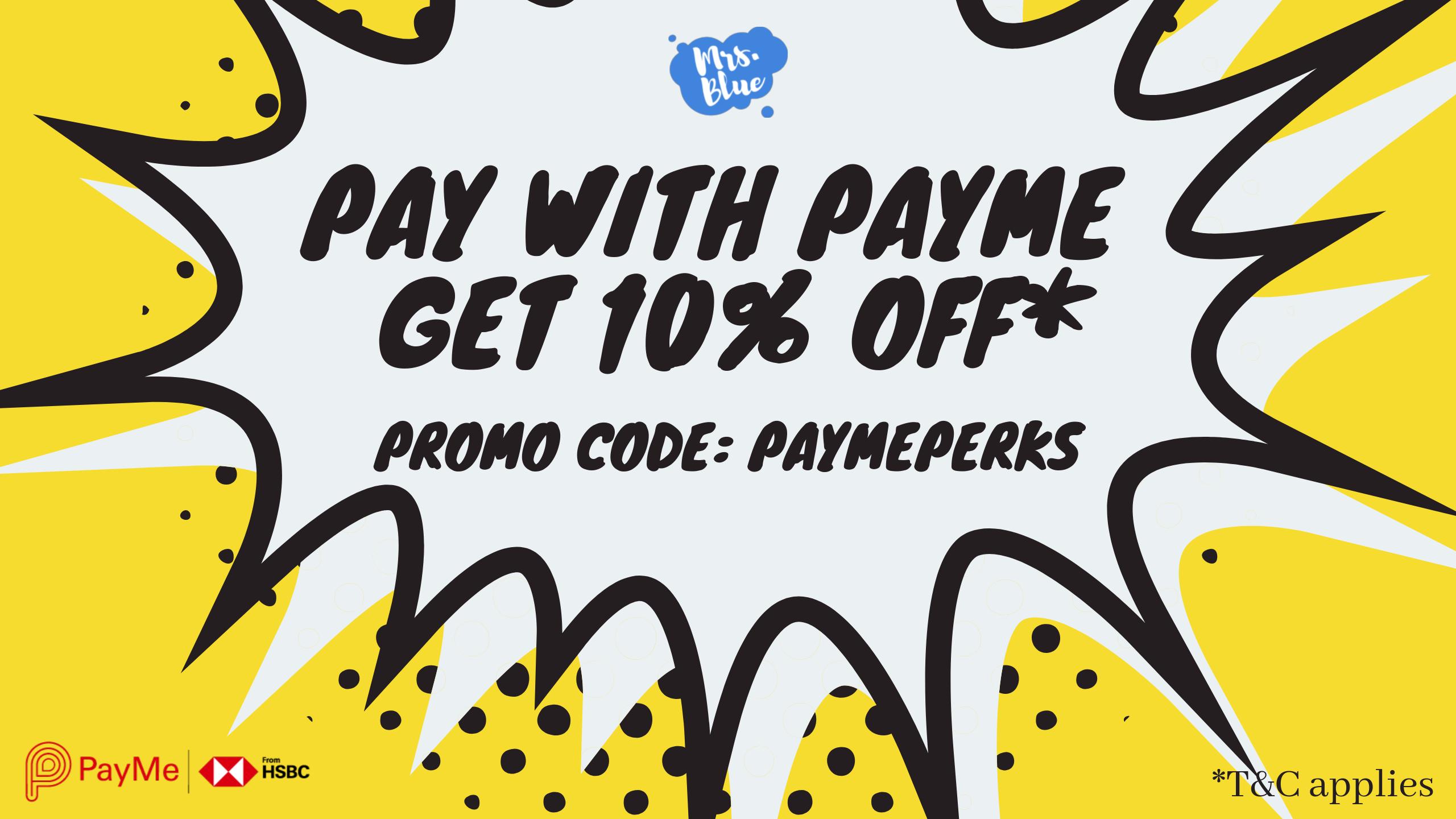 PayMe Perks