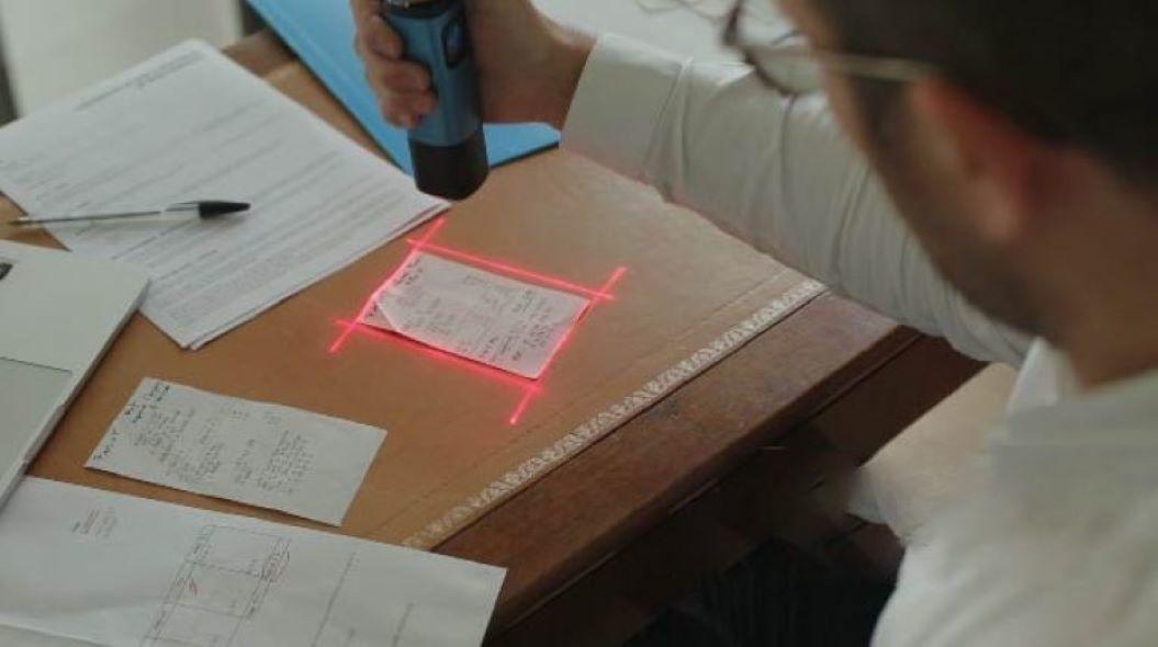 掃描筆,雷射掃描筆