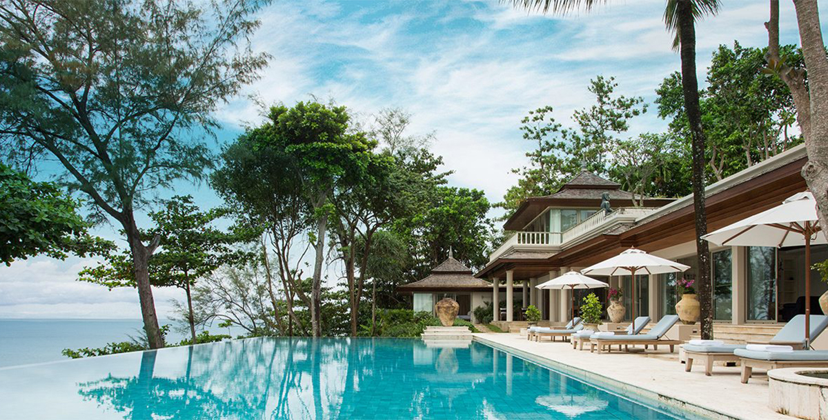 泰國trisara特里薩拉飯店