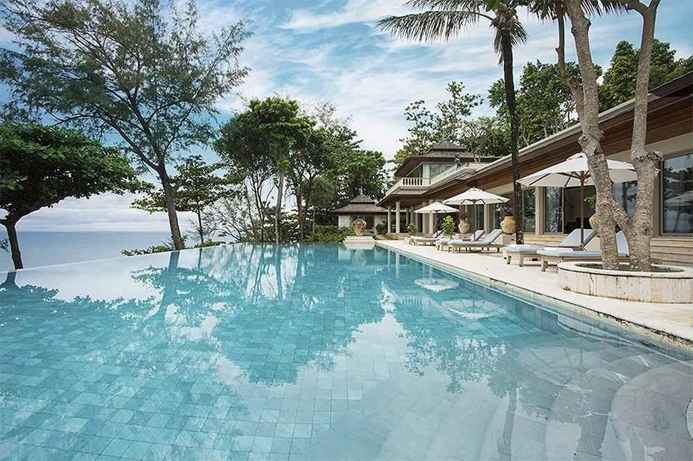 泰國trisara特里薩拉飯店7臥室
