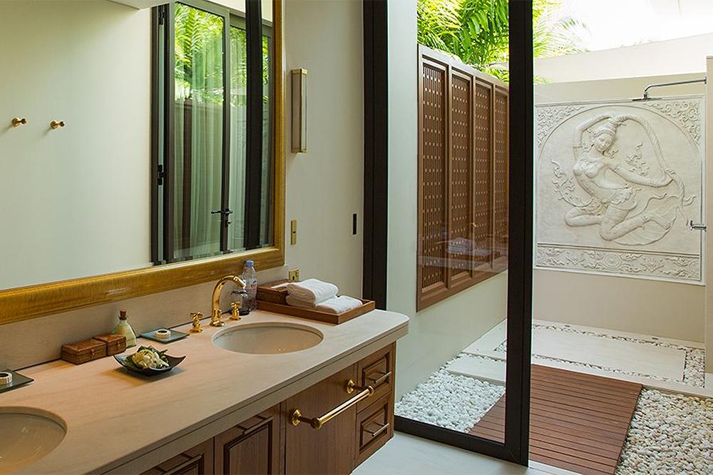 泰國trisara特里薩拉飯店2臥室