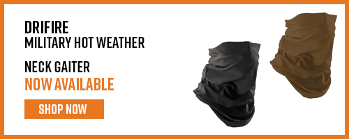 PTS Steel Shop,neck gaiter,drifire