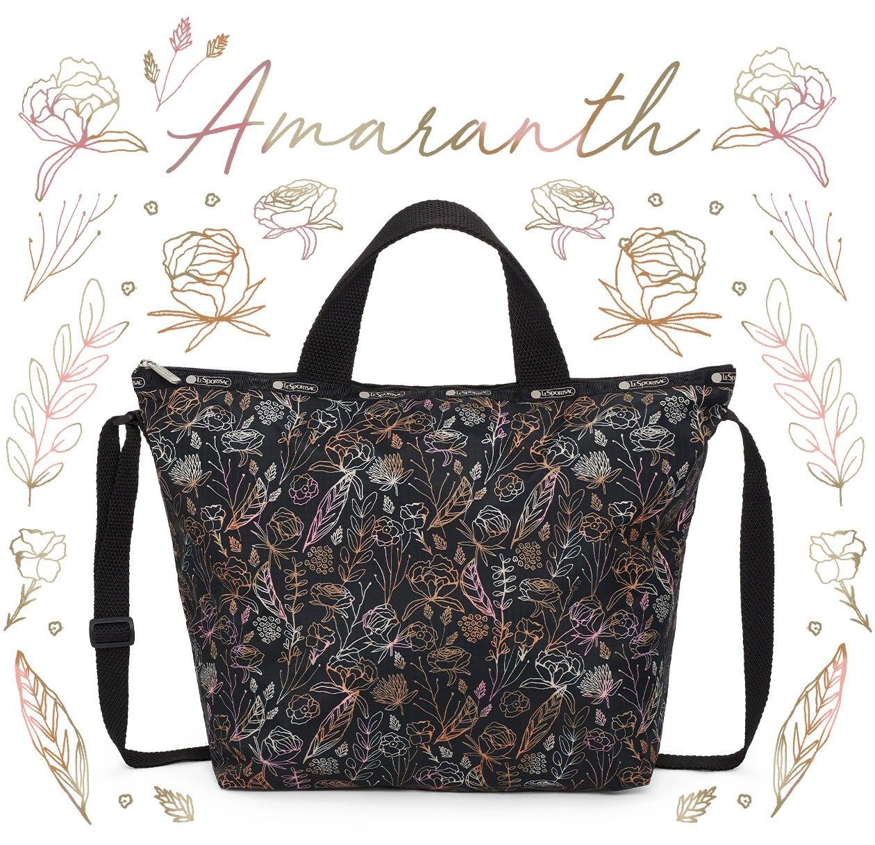 Amaranth 花草印花 - F303