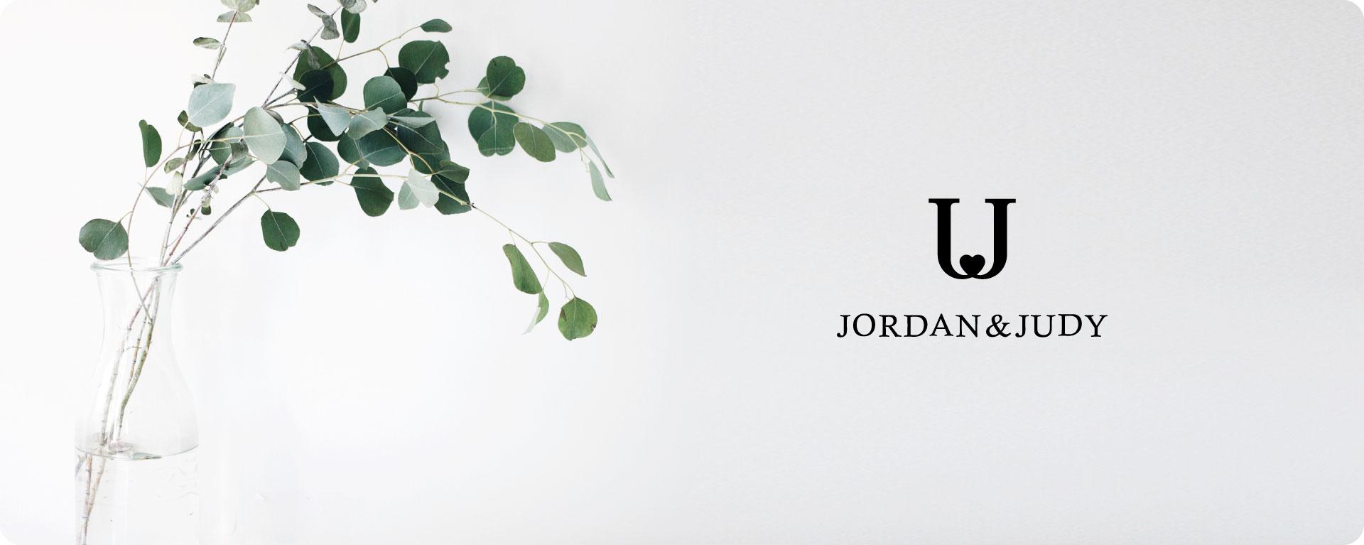 jordan&judy 品牌頁