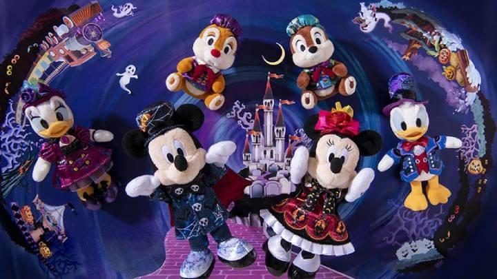 Tokyo Disneyland Halloween 2019 商品