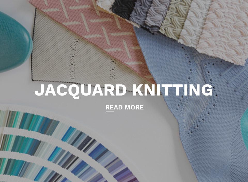 Jacquard Knitting
