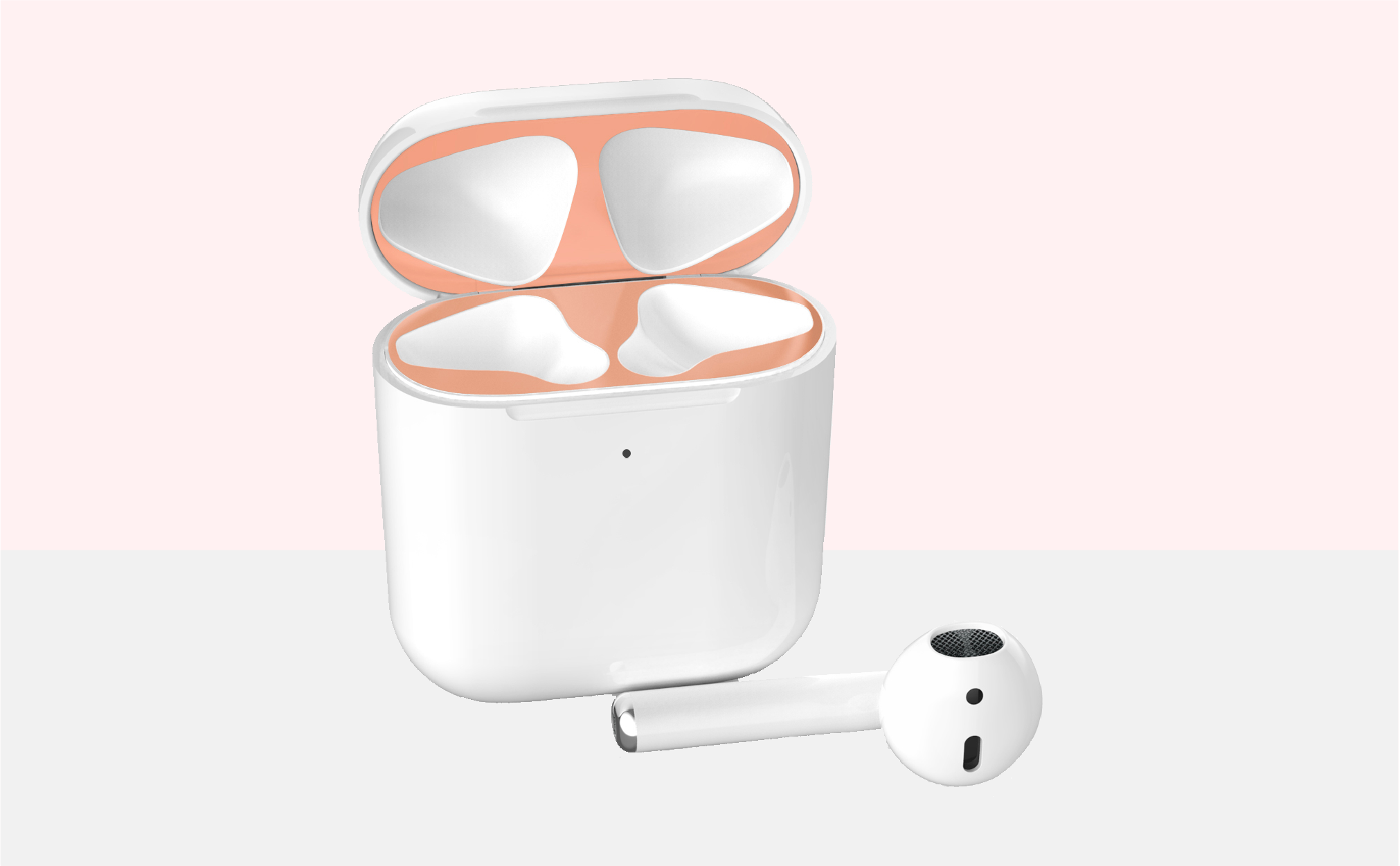airpods 防塵貼 防髒貼 充電盒髒髒