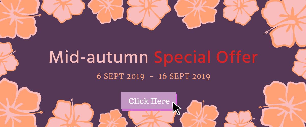 Mid-autumn Festival Promotion