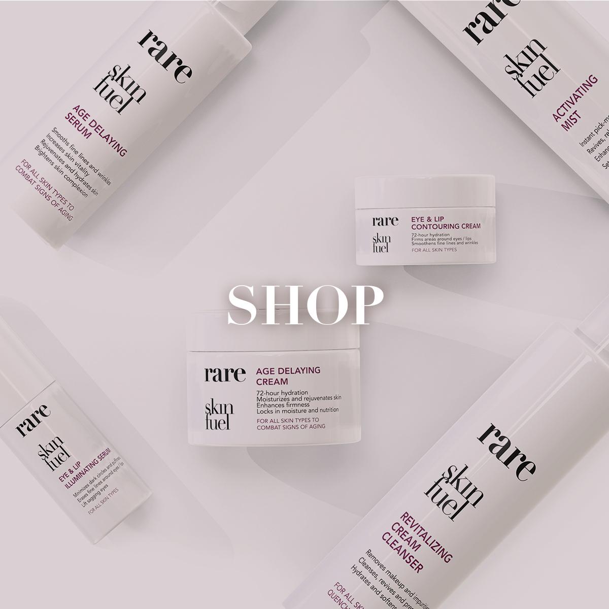 Shop-RARE SkinFuel