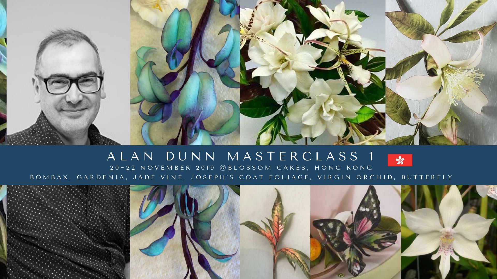 Alan Dunn Masterclass 1