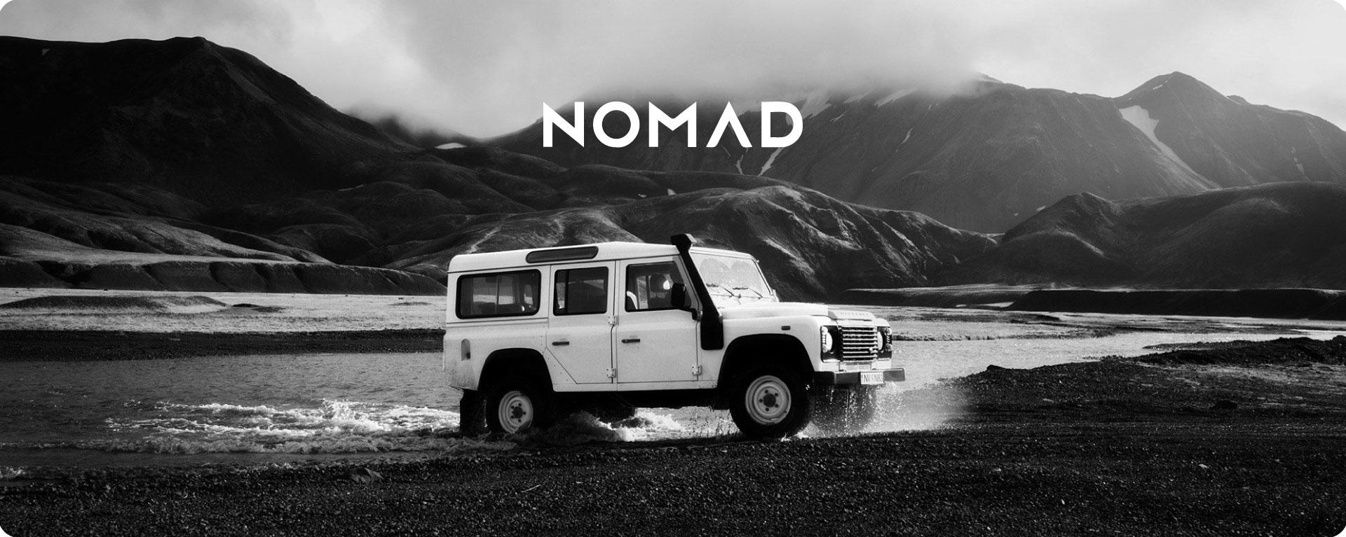NOMAD 品牌頁