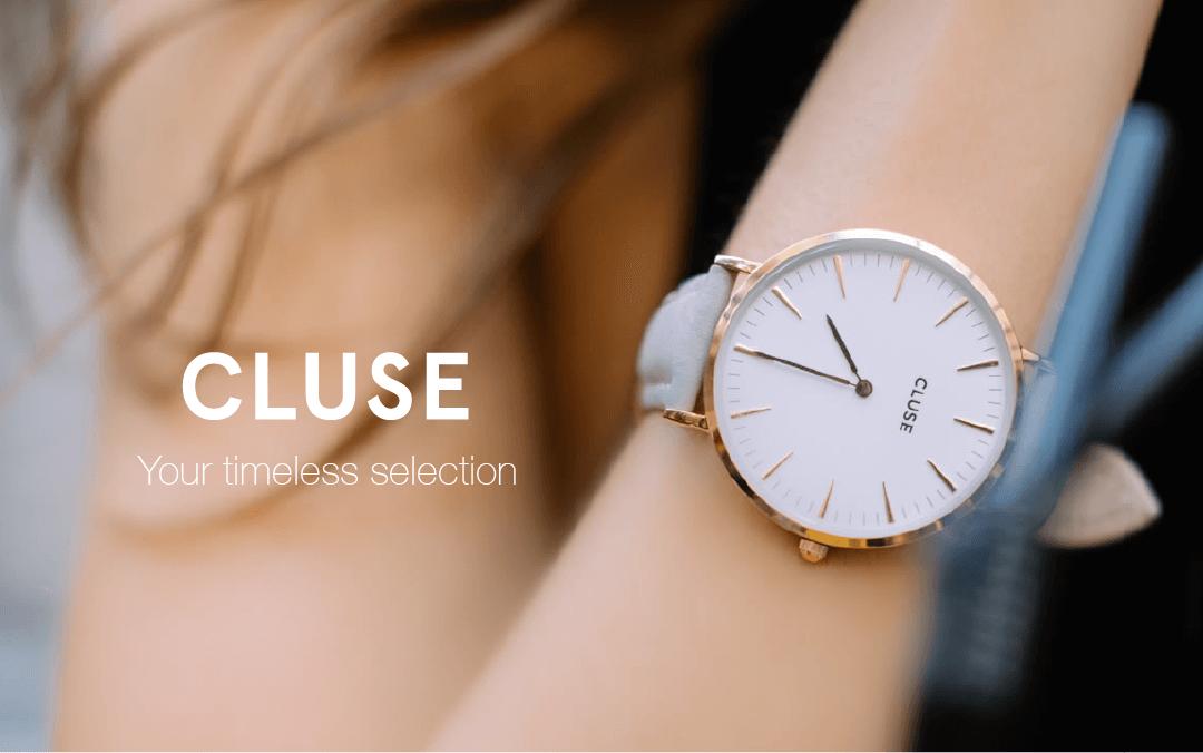 CLUSE 荷蘭極簡設計錶款